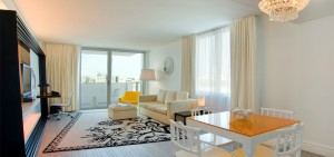 Luxury Hotel Mondrian miami